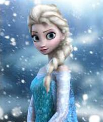 Snow Queen Elsa 204x140