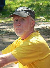 Co-founder & staff person Jim Rietmulder